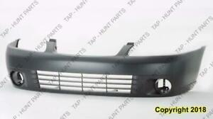 Bumper Front Primed [All Model 2000-2001 ][Gxe - Xe Model 2002-2003] Nissan SENTRA