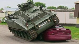 1977 Alvis Striker armoured vehicle ...