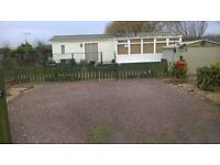 Large Static caravan for sale
