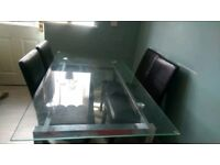 Dinning Table Glass Only