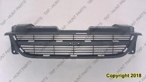 Grille Black Exclude Ss Models Chevrolet Cobalt 2005-2010