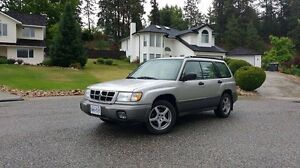 1999 Subaru Forester S Other