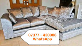 Brand new sofa available 32