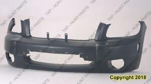 Bumper Front Primed Without Turbo Chevrolet HHR 2006-2011