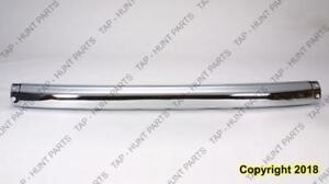 Bumper Face Bar Chrome Nissan PATHFINDER 1996-1998