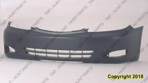 Bumper Front Primed Se/Xle Usa (With Fog Lamp Hole) Toyota Camry 2002-2004