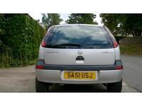 Vauxhall corsa 1.2 5door