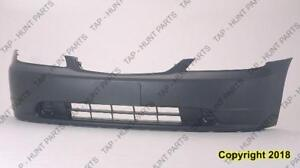 Bumper Front Primed Sedan/Coupe High Quality Honda Civic 2001-2003