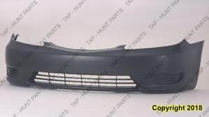 Bumper Front Primed Le-Xle Usa CAPA Toyota Camry 2005-2006