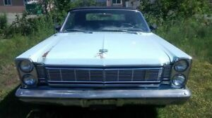 1965 Ford Galaxie 500 convertible 4 sale/trade