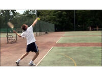 Tennis buddy