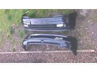 vauxhall astra bumpers