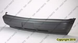Bumper Front Cl-Ls-Sle Models Textured Chevrolet Astro 1995-2005