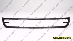 Grille Moulding Lower With Fog Light Hole Without Center Bar Volkswagen Beetel 1998-2000