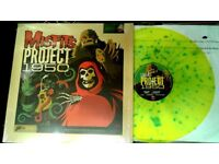 Misfits ‎– Project 1950 (Expanded Edition), NM, Limited Edition released ‎in 2014, Punk Vinyl