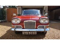 Humber Sceptre MK1. 1966. Excellent Condition. £5750