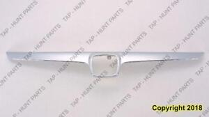 Grille Sedan/Hybrid All Chrome High Quality Honda Civic 2006-2008