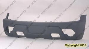 Bumper Front Textured 1500 With Cladding Chevrolet Avalanche 2003-2006