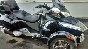 Spyder 2011 RT automatique