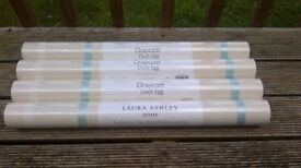 Laura Ashley Wallpaper x 4 rolls