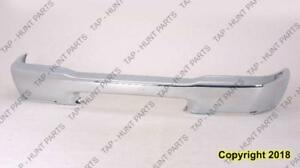 Bumper Front Chrome Without Strip  Ford Ranger 1998-2000