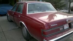 1986 Plymouth Other Sedan