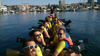 Competitive dragon boat team seeking paddlers for 2015 season
