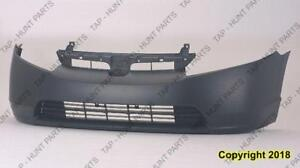Bumper Front Primed Sedan High Quality Honda Civic 2006-2008