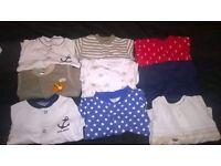 9 newborn sleepsuit
