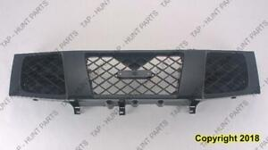 Grille Se Models Painted-Grey Nissan ARMADA 2004