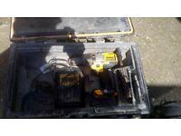 dewalt 3 speed combi drill