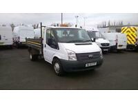 Ford Transit Tdci 100Ps [Drw] Euro 5 DIESEL MANUAL WHITE (2013)