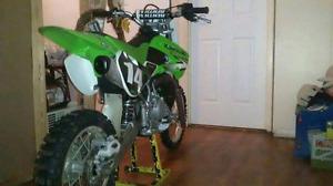 Motocrosse kx65