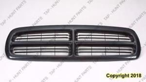 Grille Black Dodge Durango 1998-2003