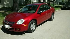 2004 Dodge Neon sx2.0 Sedan SAFETIED