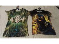 Brand new T shirts