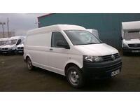 Volkswagen Transporter 2.0 Bitdi 180Ps Startline Van 4Motion DIESEL WHITE (2013)