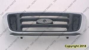 Grille Chrome Gray 2Wd  Ford Ranger 2004-2006