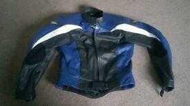 Motorcycle Jacket - Mens
