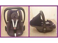 Maxi cosi Pebble Car seat from newborn