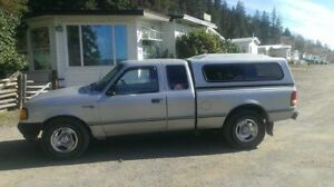 1993 Ford Ranger XLT Ext Cab Good Condition