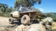 Ln106 Hilux single cab Lithgow Lithgow Area Preview