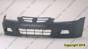 Bumper Front Primed Coupe Honda Accord 2001-2002