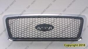 Grille Matt With Honey Comb Xlt  Ford F150 2006-2008