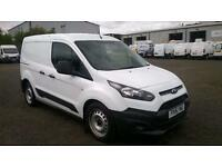 Ford Transit Connect 1.6 Tdci 95Ps D/Cab Van DIESEL MANUAL WHITE (2016)