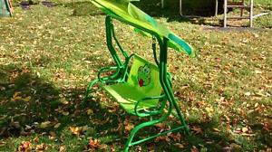 Children's swing new