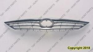 Grille Chrome Silver Grey Le/Xle (Japan Built) Toyota Camry 2005-2006