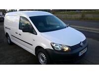 Volkswagen Caddy 1.6 Tdi 102Ps Van DIESEL MANUAL WHITE (2013)