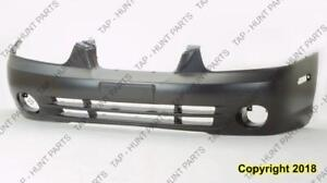 Bumper Front Primed Sedan Exclude Gt  Hyundai Elantra 2001-2003