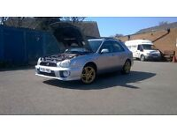 Subaru impreza turbo wrx (update)